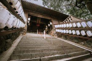 張家維-13-吉備津神社-門前階梯
