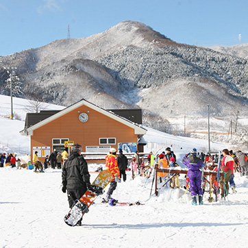 8.蒜山高原(雪)