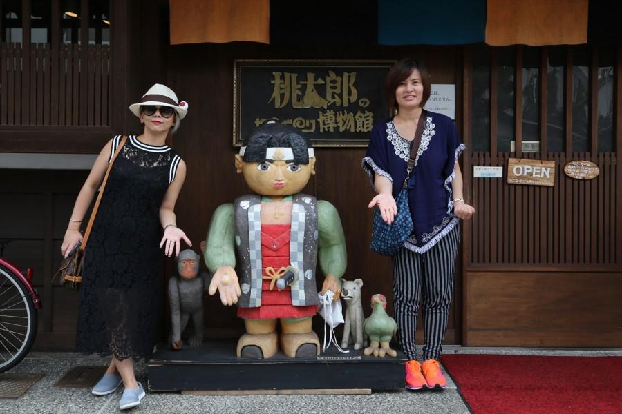 16.桃太郎のからくり博物館4