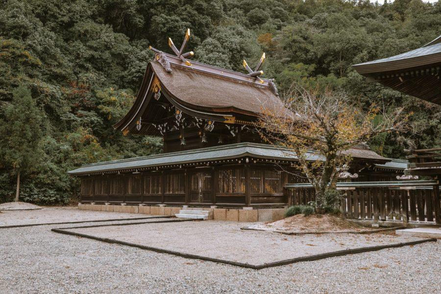 張家維-5-吉備津彥神社-後殿