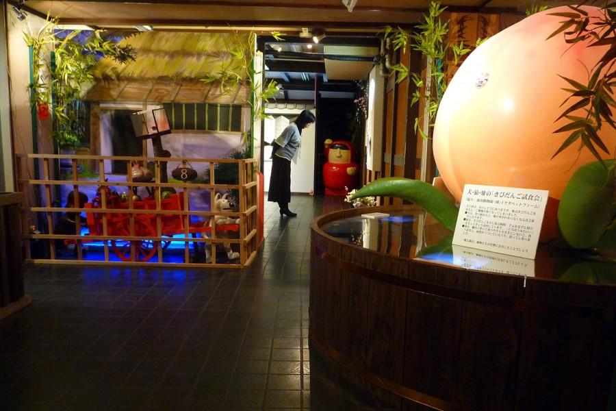 16.桃太郎のからくり博物館2
