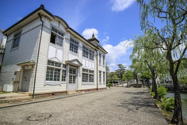 2.倉敷美観地区