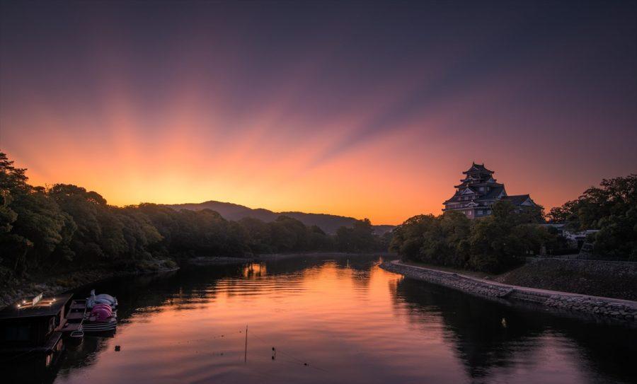 張家維-19-岡山-岡山城晨景