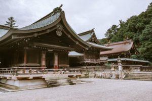 張家維-6-吉備津彥神社-側景