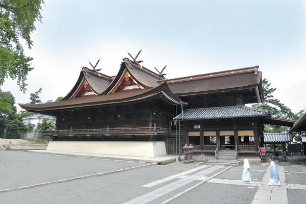 1.吉備津神社