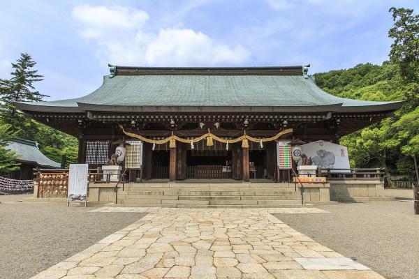 2.吉備津彦神社