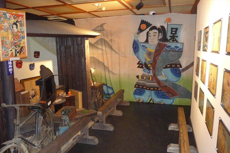 16.桃太郎のからくり博物館1