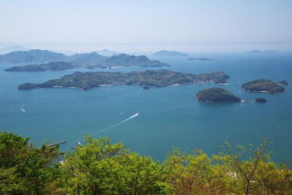 jフランス:瀬戸内海島巡りコース★