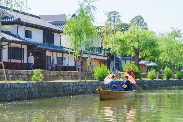 簡体:岡山主要観光地巡り&ショッピングコース