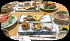 島料理(白石島)
