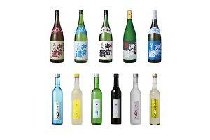 辻_日本酒+リキュール類