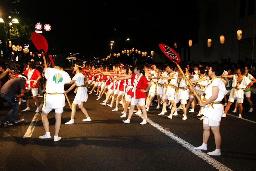 07 Kurashiki Tenryo Summer Festival