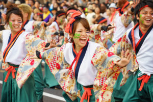 08 Okayama Momotaro Matsuri1