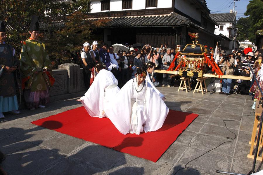 10 Achi-jinja Shrine Autumn Festival2