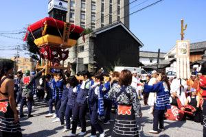 10 Achi-jinja Shrine Autumn Festival3