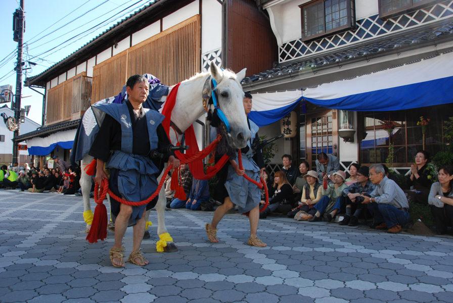 10 Dogeza Matsuri