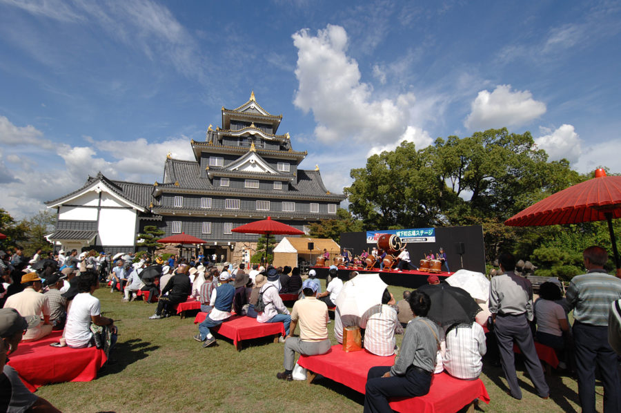 10 Okayama Momotaro Matsuri in Autumn1