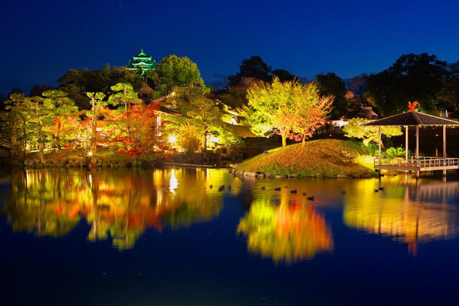 11 Fantastic Autumn Garden U-jo (Crow Castle) Togenkyo1
