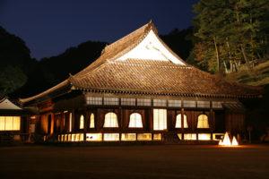 11 Light-up of Shizutani School3