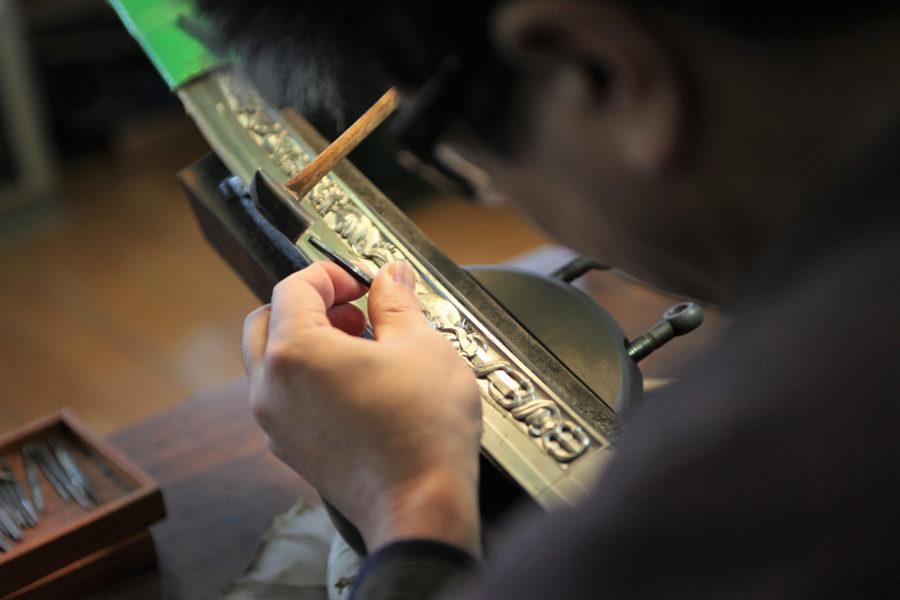備前長船刀剣博物館IMG_5755