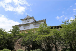 鶴山公園_備中櫓