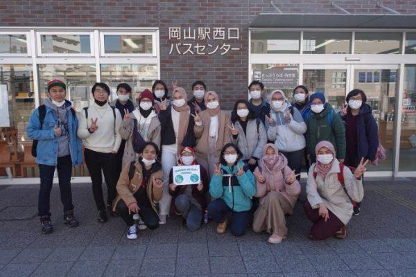 okayama-health-tourism_muslim_winter-snow-trip_JR-okayama-station-700x466